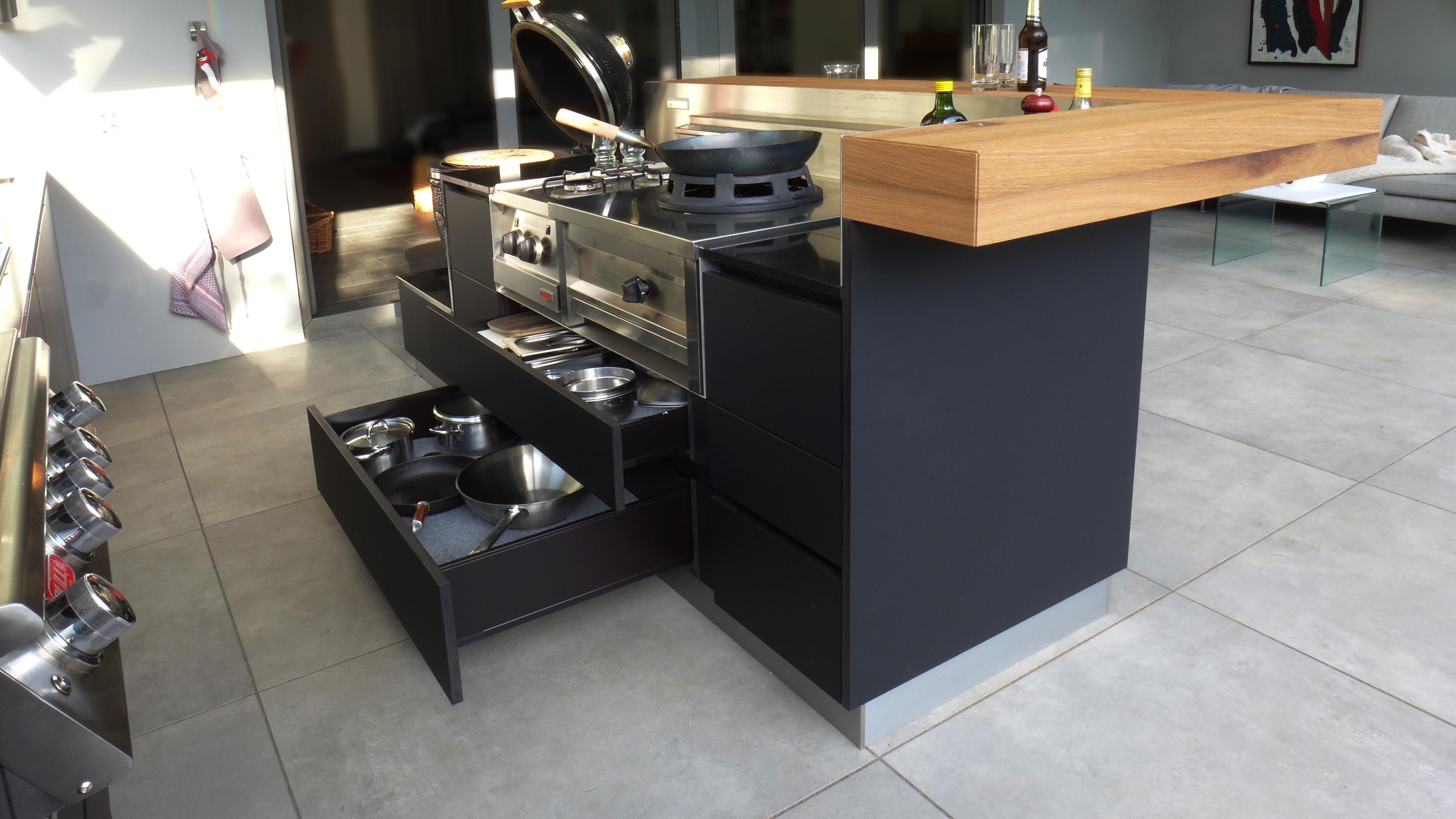 rabe innenausbau k che s 4 0. Black Bedroom Furniture Sets. Home Design Ideas
